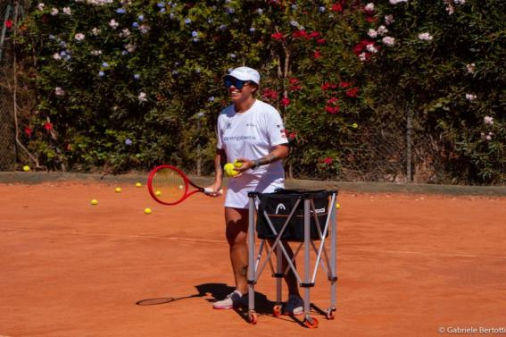 Scuola Tennis: Natacha Marcucci nuovo direttore tecnico